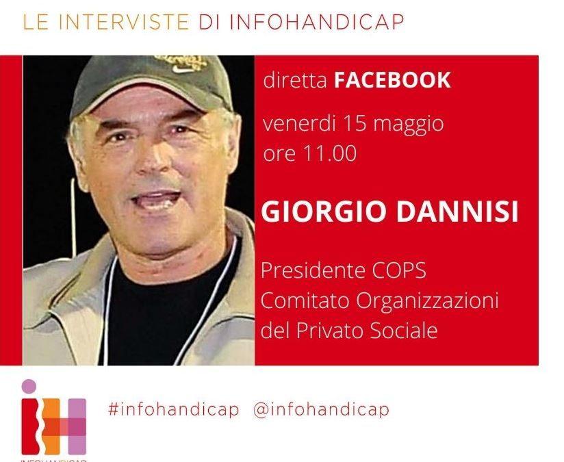 Intervista Infohandicap al Presidente Dannisi
